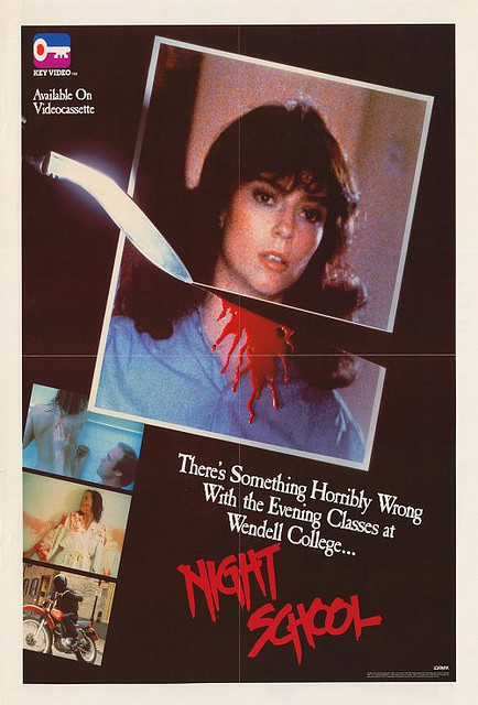 Night School / Terror Eyes (1981)