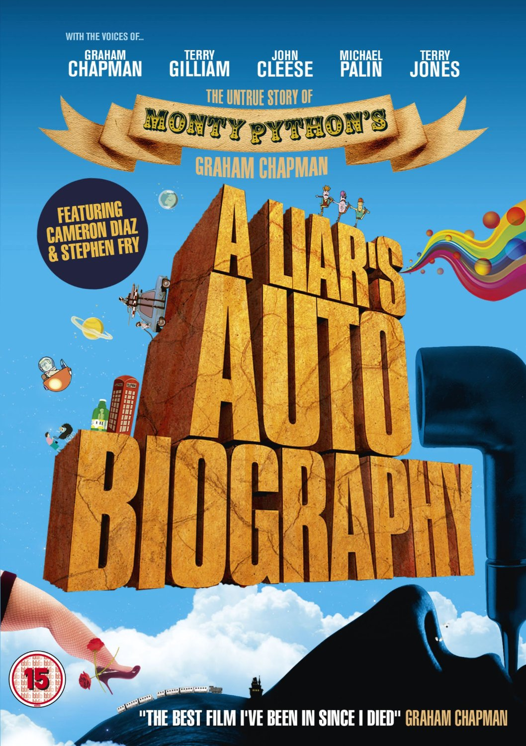 A Liar's Autobiography: The Untrue Story of Monty Python's Graham Chapman (2012)