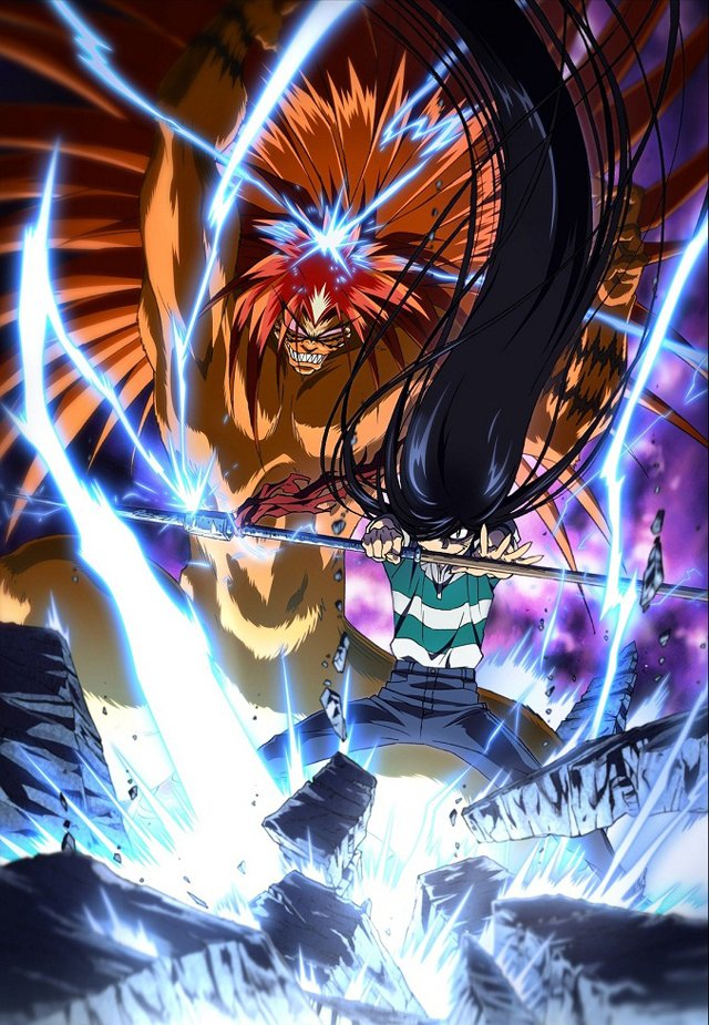 Ushio & Tora (2015) TV Series