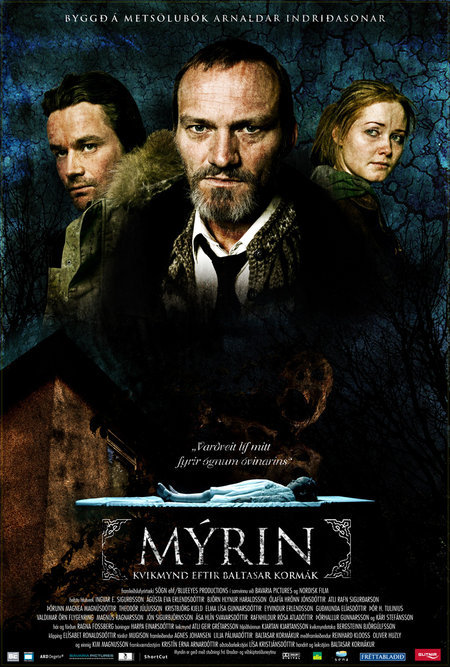 Mýrin / Jar City (2006)