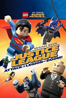 LEGO DC Super Heroes: Justice League / Attack of the Legion of Doom! (2015)