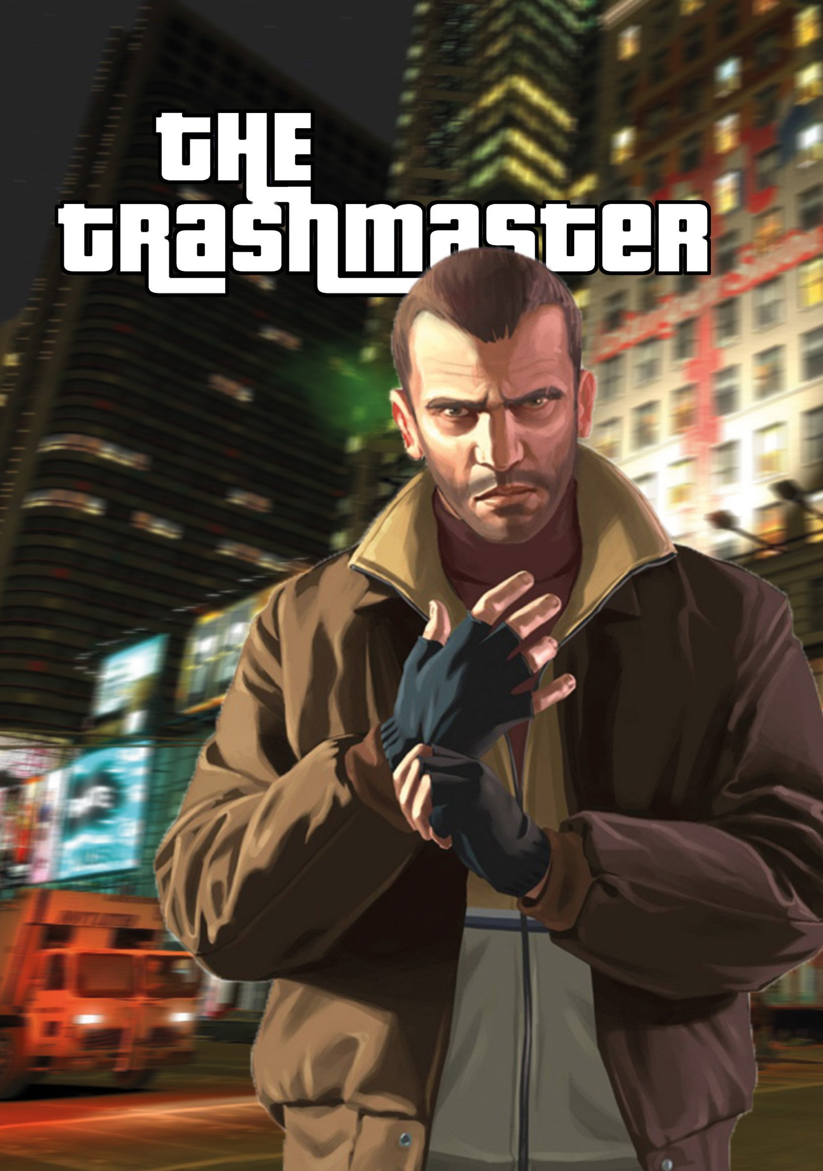 The Trashmaster (2010)
