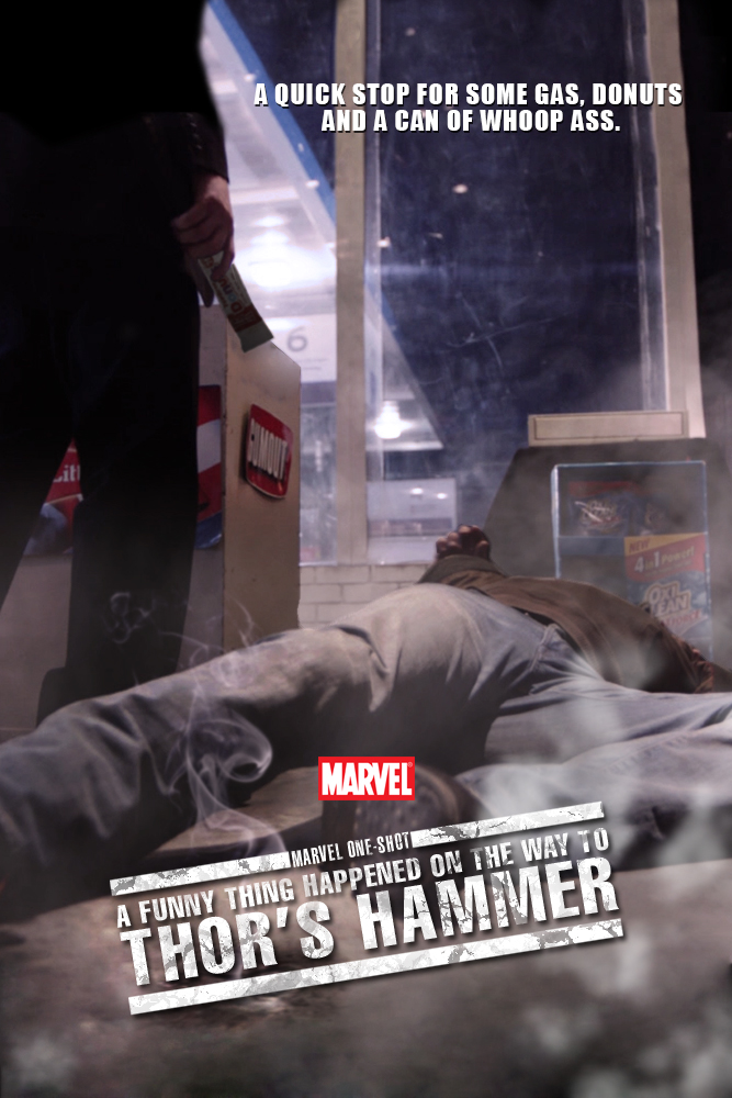 Marvel One-Shot: A Funny Thing Happened on the Way to Thor's Hammer (2011) Short