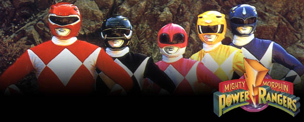 Mighty Morphin Power Rangers (1995) Season 1