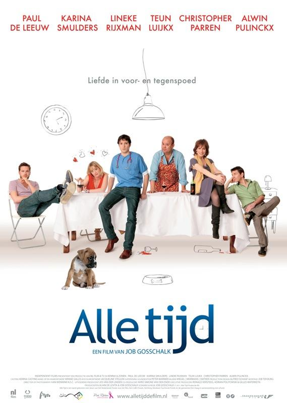 Alle tijd / Time To Spare (2011)