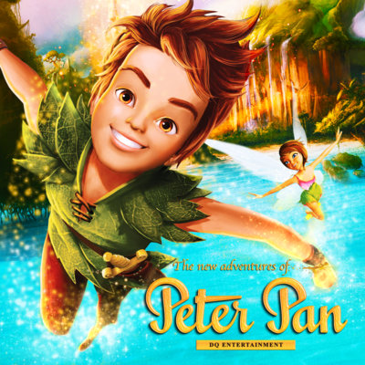 DQE's Peter Pan: The New Adventures (2015)