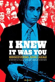 I Knew It Was You: Rediscovering John Cazale (2009)  Short