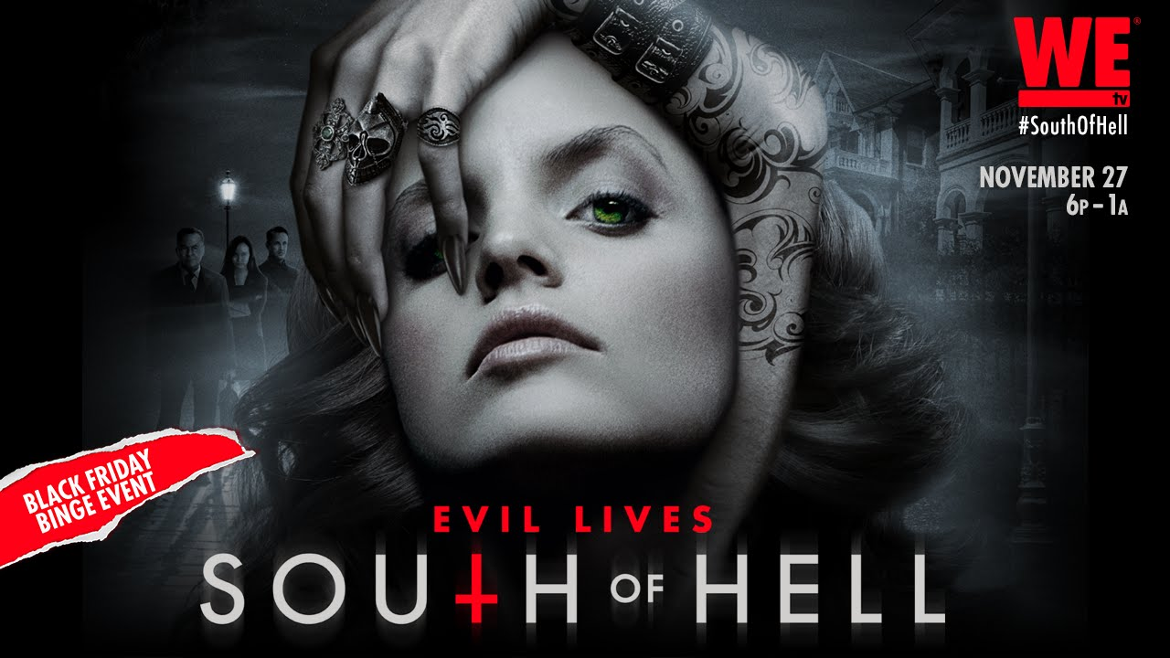 South of Hell (2015) Mini Series