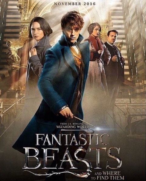 Fantastic Beasts and Where to Find Them / Φανταστικά Ζώα και που Βρίσκονται (2016)