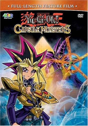 Yu-Gi-Oh! Capsule Monsters (2006) TV Series