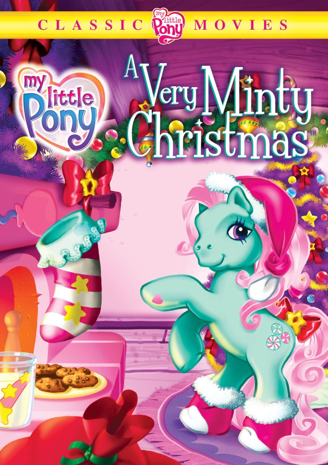 My Little Pony: A Very Minty Christmas (2005) Short