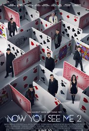 Now You See Me 2 / Η συμμορία των μάγων 2 (2016)