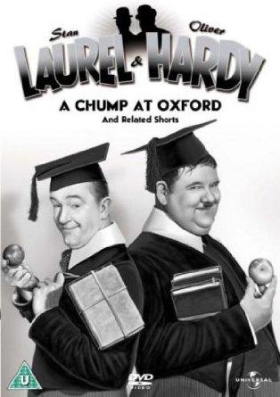 A CHUMP AT OXFORD / ΤΑ ΚΟΥΤΣΟΥΡΑ ΤΗΣ ΟΞΦΟΡΔΗΣ (1940)