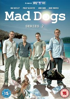 Mad Dogs (2011-2013) TV Series