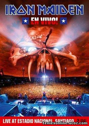 Iron Maiden - Behind the beast : En vivo! (2012)