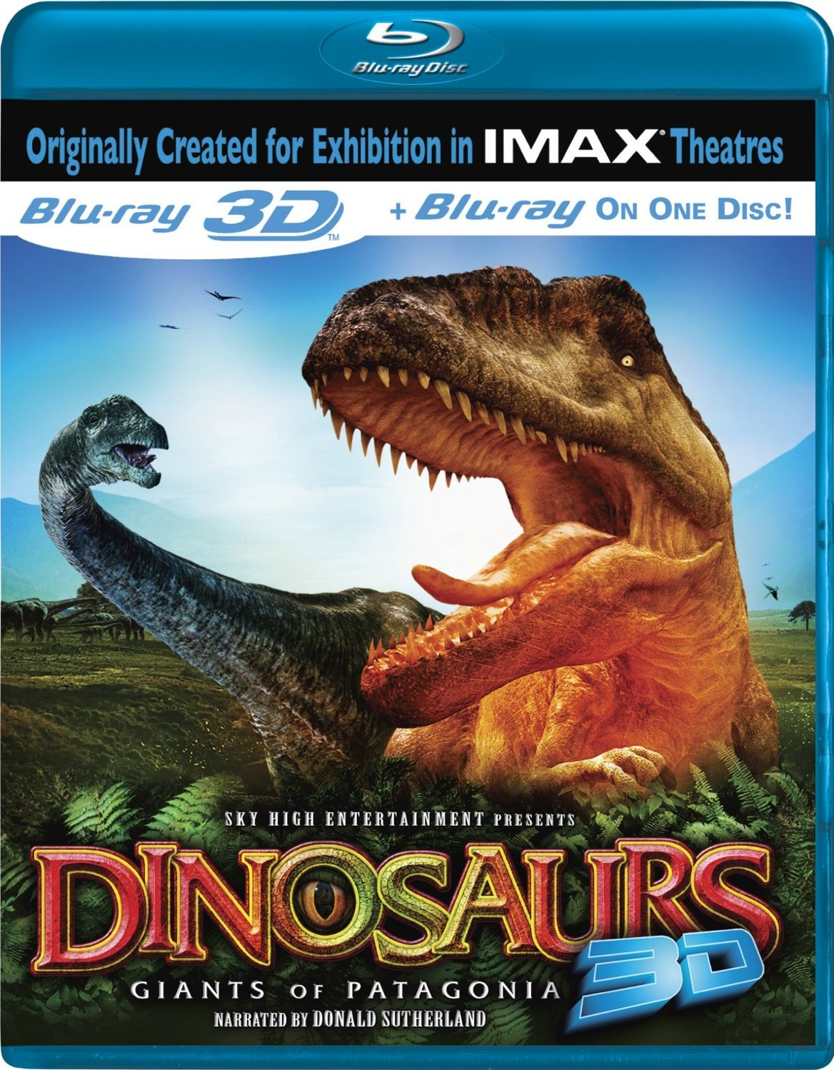 Dinosaurs Giants of Patagonia (2007)