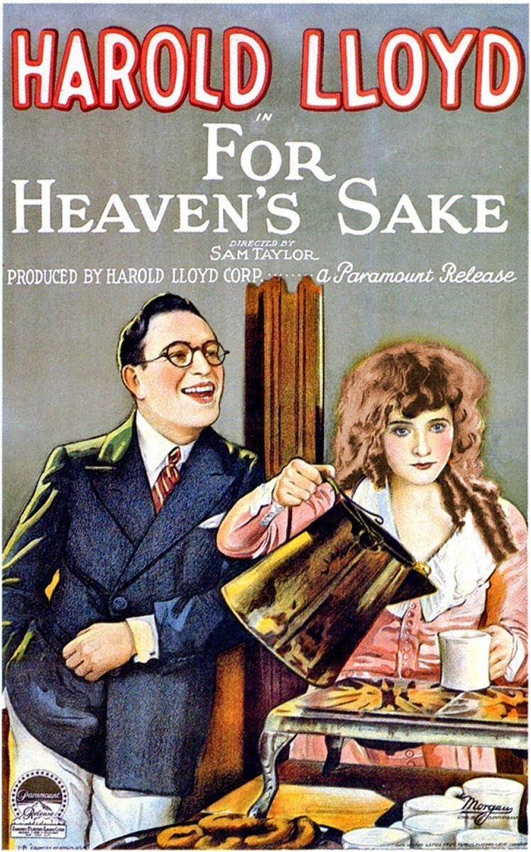 For Heaven Sake (1926)