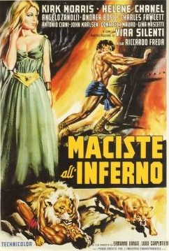 The Witchs Curse / Maciste allinferno (1962)