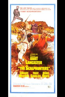 The Scalphunters (1968)