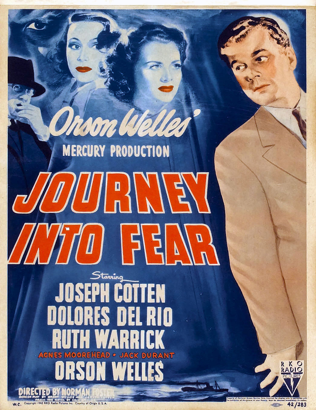 Journey Into Fear (1943)