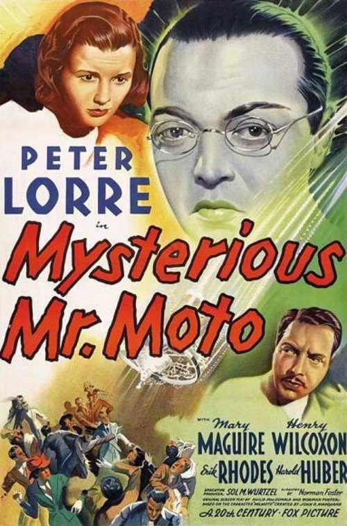 Mysterious Mr Moto (1938)