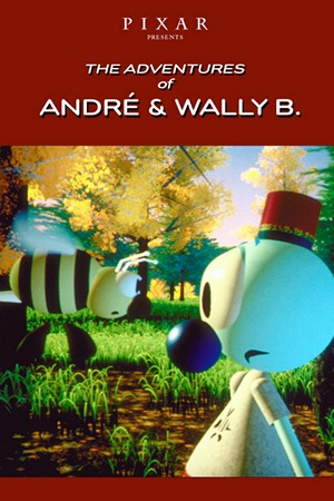The Adventures of André and Wally B. -  André and Wally B. (1984) short