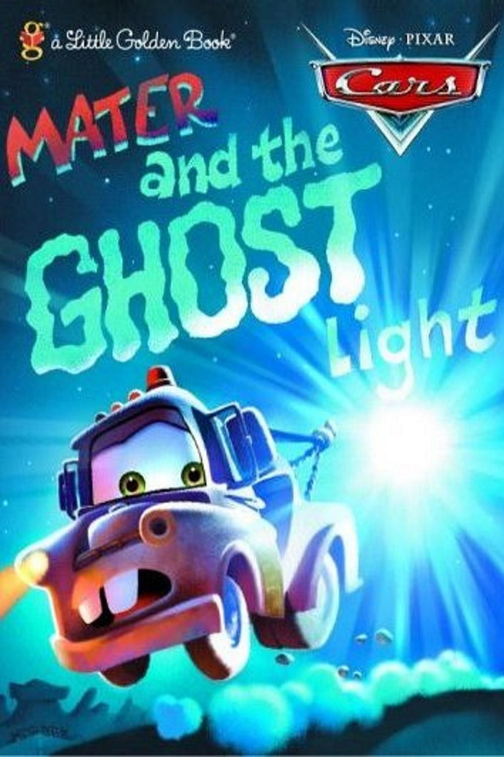 Mater and the Ghostlight (2006) (Short movie)