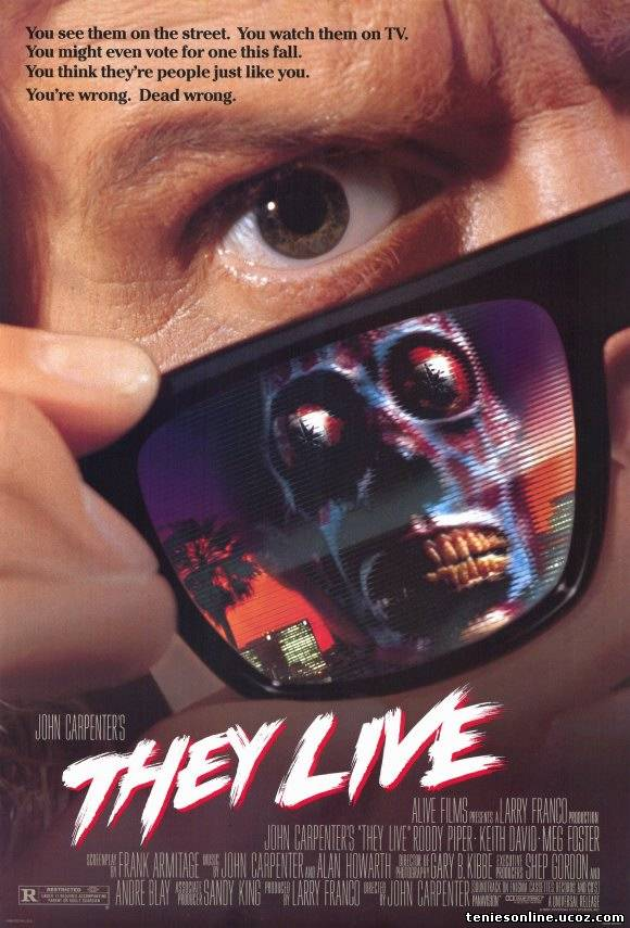 They Live / Ζούν ανάμεσά μας (1988)