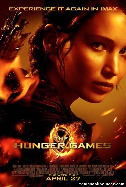 The Hunger Games / Αγώνες Πείνας (2012)