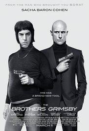 The Brothers Grimsby - Grimsby - Πρακτοράτζα (2016)