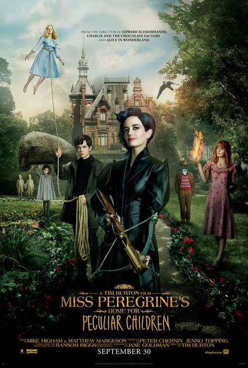 Miss Peregrine's Home for Peculiar Children / Μις Πέρεγκριν: Στέγη για Ασυνήθιστα Παιδιά (2016)