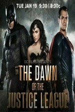 Dawn of the Justice League (2016)