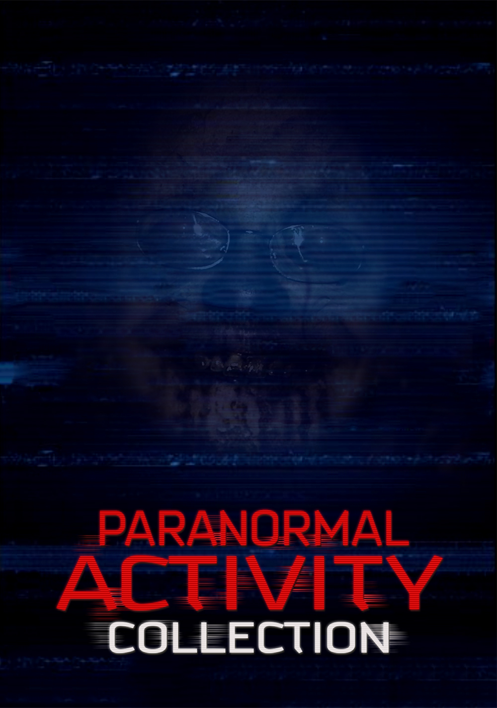 Paranormal Activity (2007-2015) Collection