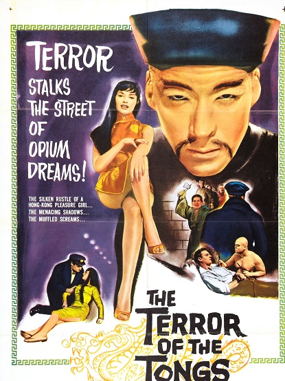 Terror of the Tongs (1961)