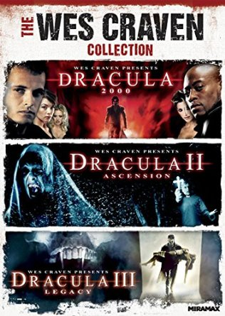 Dracula The Trilogy: Dracula 2000 / Dracula II: Ascension / Dracula III: Legacy (The Wes Craven Collection)
