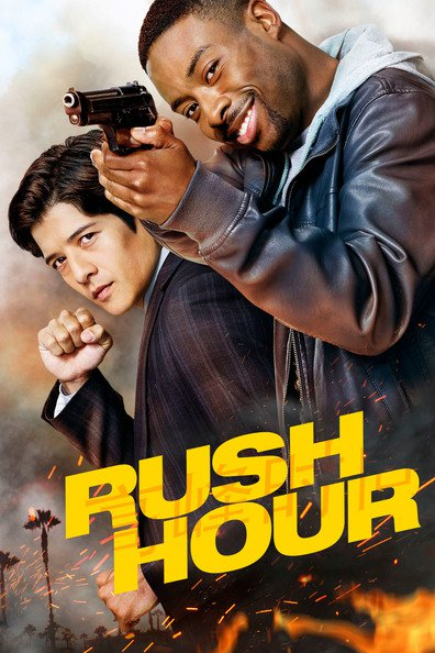Rush Hour (2016-) TV Series