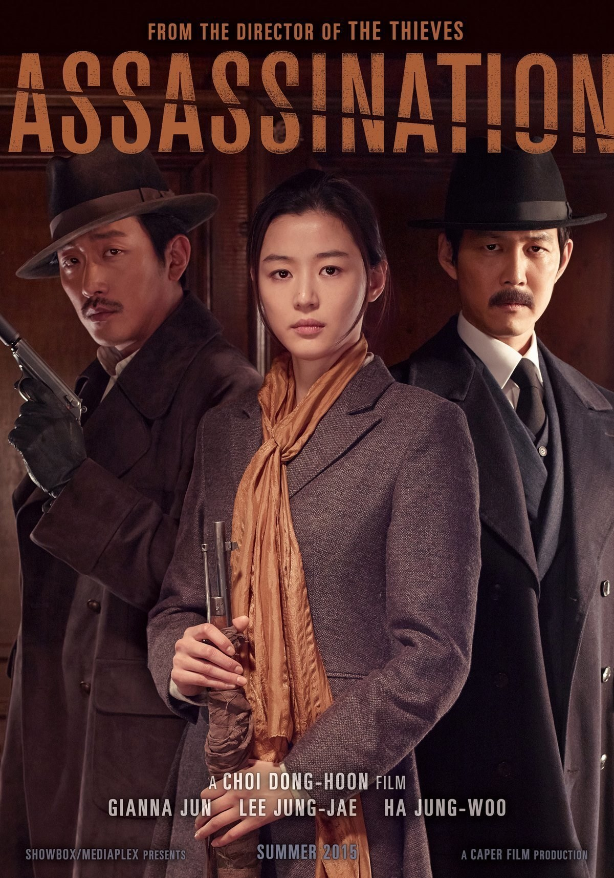 Assassination / Amsal (2015)