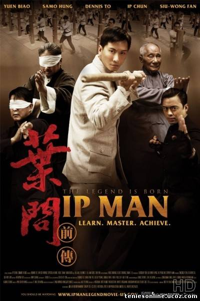 Ip Man:The Legend Is Born (2010)