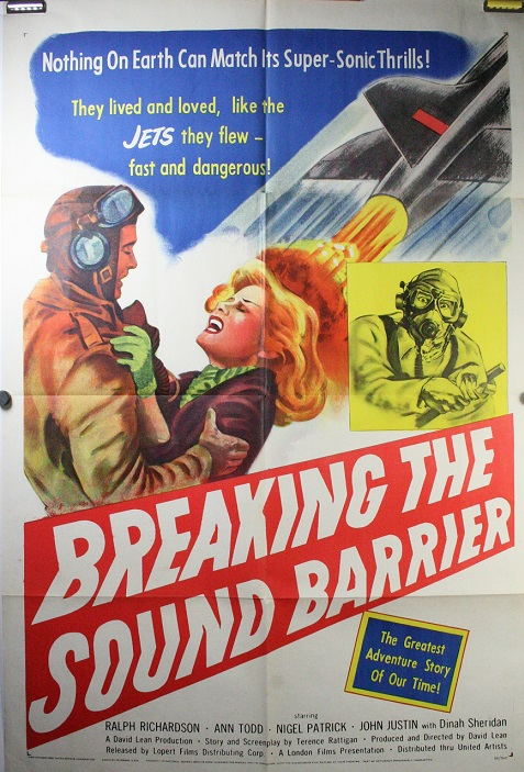 Breaking The Sound Barrier (1952)