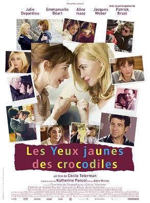 Les yeux jaunes des crocodiles - The Yellow Eyes Of Crocodiles (2014)