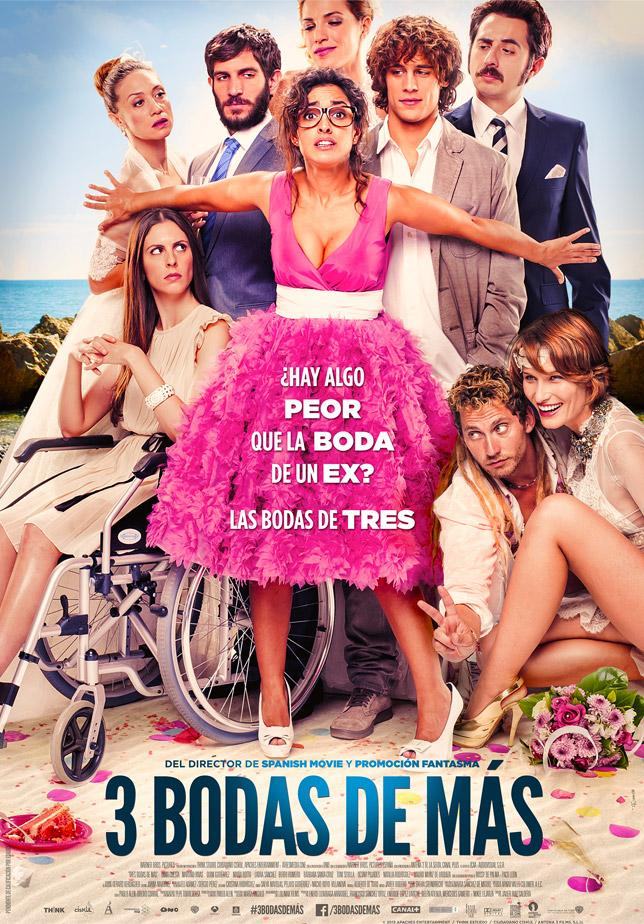 Three Many Weddings - Tres bodas de más (2013)