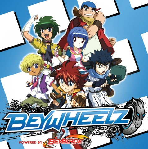 BeyWheelz by Beyblade (2012) TV Series