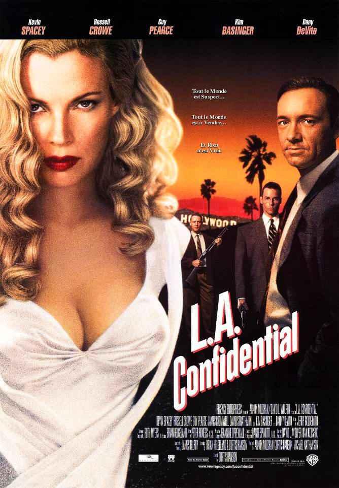 L.A. Confidential / Λος Άντζελες: Εμπιστευτικό (1997)
