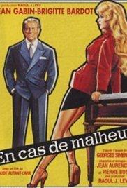 En cas de malheur -  Love Is My Profession (1958)