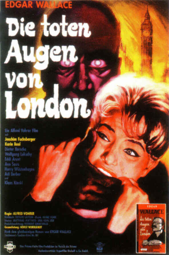 Dead Eyes of London - Die toten Augen von London (1961)