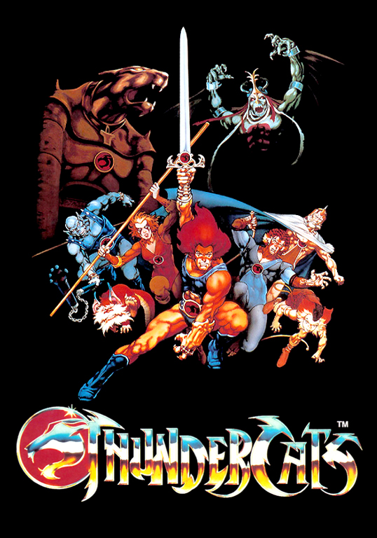 Thundercats / Θάντερκατς (1985–1989) TV Series