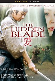 Kakushi ken oni no tsume / The Hidden Blade (2004)
