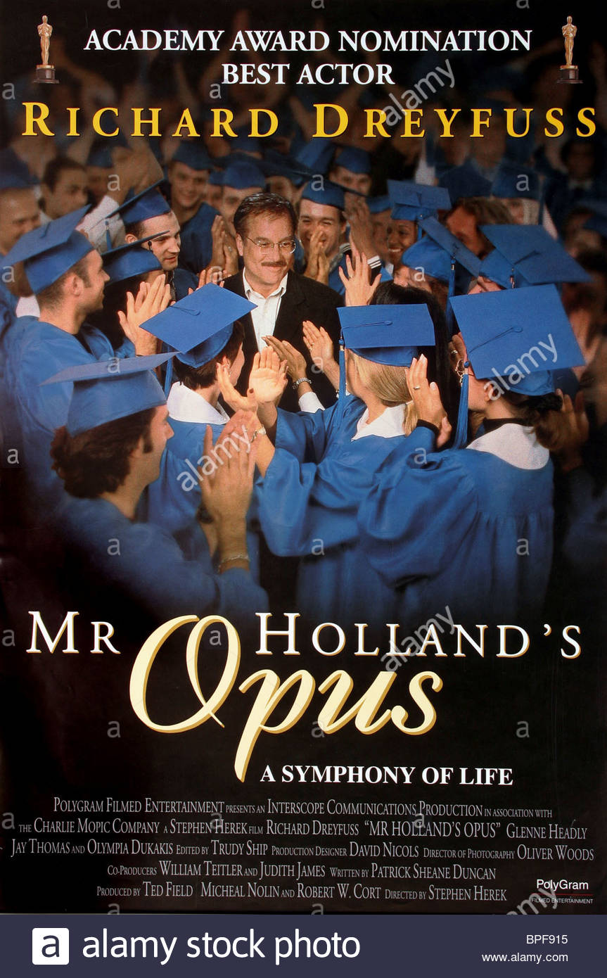 mr hollands opus Watch mr holland's opus starring richard dreyfuss in this drama on directv it's available to watch.