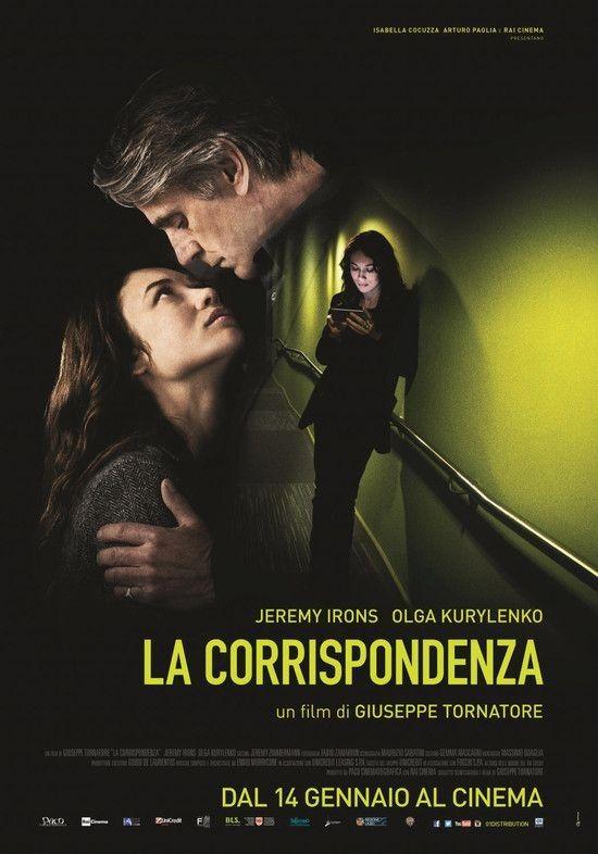 The Correspondence - Correspondenc (2016)