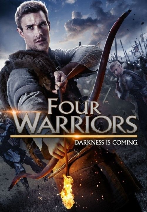 The Four Warriors (2015)